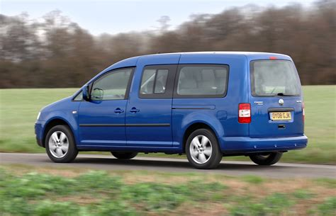 vw caddy maxi volkswagen caddy maxi estate review 2008 2010