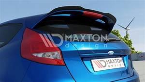 Ford Fiesta Spoiler : ford fiesta st180 200 maxton design spoiler extension ~ Kayakingforconservation.com Haus und Dekorationen
