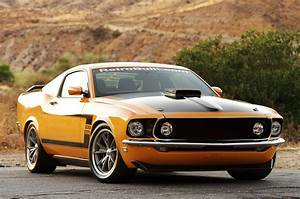 Retrobuilt 1969 Mustang Fastback: First Drive Photo Gallery - Autoblog