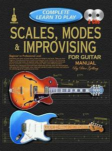 Progressive Complete Learn To Play Scales  Modes