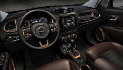 jeep compass trailhawk interior jeep renegade jeep