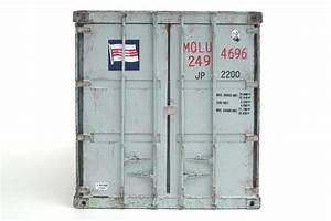 20 Fuß Container In Meter : spur null container und containerwagen spur null magazin ~ Frokenaadalensverden.com Haus und Dekorationen