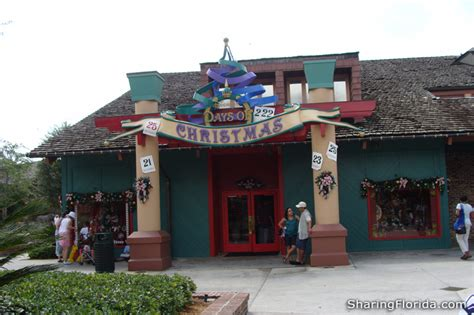 the disney days of christmas store blog post