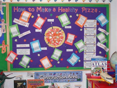 Healthy Pizza Display, Classroom Display, Healthy Eating, Health