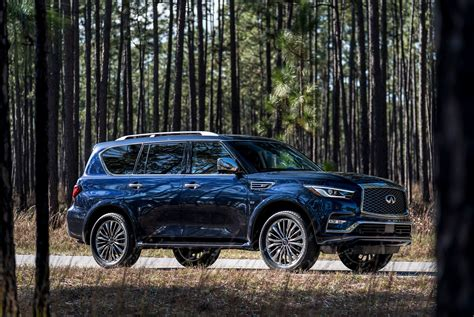 2018 Infiniti Qx80 Review • Gear Patrol