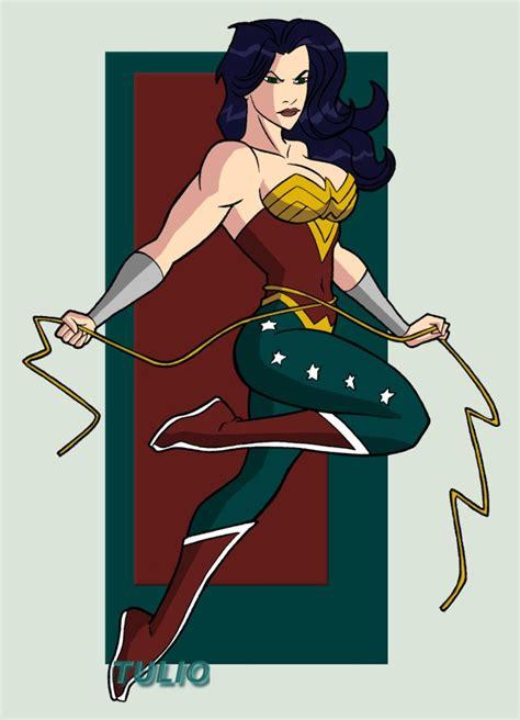 Wonder Woman Xxix By Tulio19mx On Deviantart