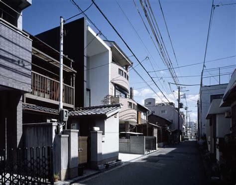house  showa cho osaka property japan  architect