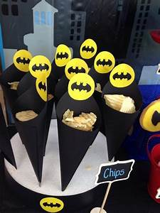 Cómo decorar una fiesta infantil de superhéroes Tips