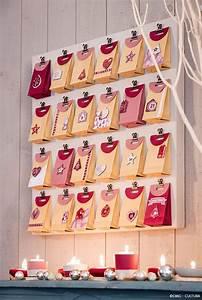 Idée Cadeau Calendrier De L Avent Adulte : cr er un calendrier de l 39 avent personnalis pour les ~ Melissatoandfro.com Idées de Décoration
