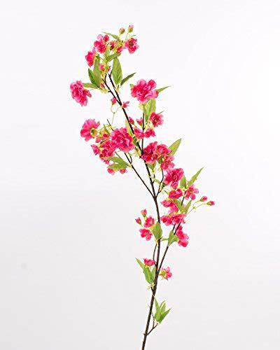 rami di fiori ramo di melo in fiore artificiale rosa 90 cm ramo