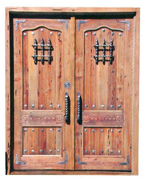 solid doors exterior exterior mahogany door  shades