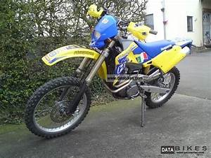 2001 Husqvarna Te 400