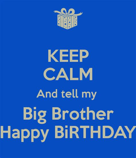 happy birthday big brother clipart   cliparts