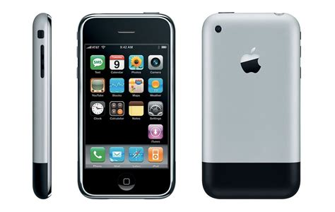 iphone 10 the iphone turns 10 a visual history of apple s most