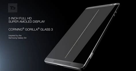 the ultimate smartphone of 2013 a concept design by t3
