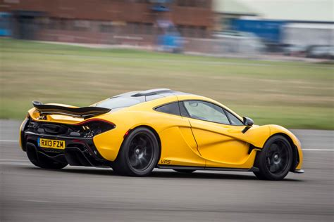 Mclaren P1 Sets Production-car Record On Ignition