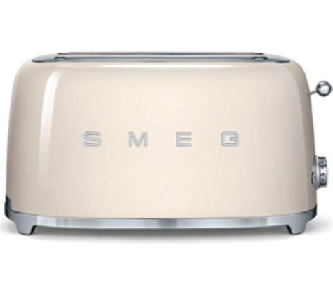 With porsche cashing in on home gadgets, it's not too surprising to see this bugatti volo toaster. Buy SMEG TSF02CRUK 4-Slice Toaster - Cream | Free Delivery ...