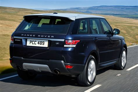 Land Rover Range Rover Sport Picture by Land Rover Range Rover Sport 2013 Pictures 24 Of 27