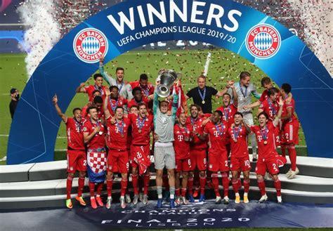 Ligue des champions : le Bayern Munich rejoint Liverpool ...