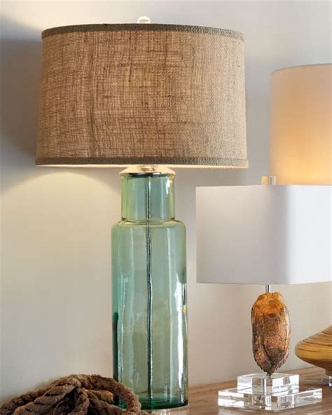 recycled glass light blue green recycled glass l