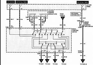 1994 Lincoln Town Car Wiring Diagram