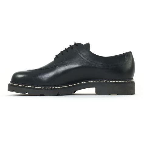chaussures de cuisine homme christian pellet montario noir chaussure basse à lacets