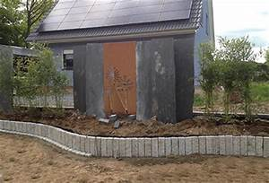 Hausfriedensbruch Grundstück Ohne Zaun : zaunbau sicht l rmschutz uhl gartengestaltung gmbh ~ Lizthompson.info Haus und Dekorationen