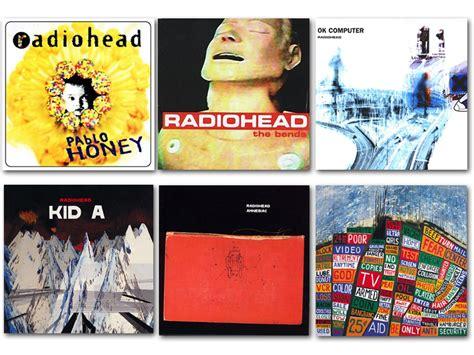 Win Radiohead's Complete Emi Album Catalogue