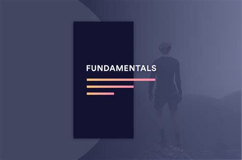 before you can master design you must first master the fundamentals