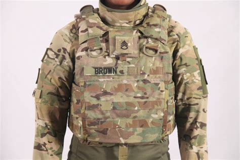 Kevlar Or Plastic? New Armor Lighter, Provides Same