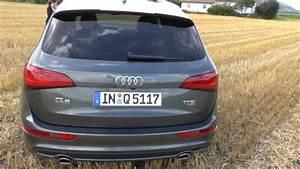 Audi Q5 Interieur : audi q5 facelift 2012 exterieur interieur design 3 0 tfsi s line youtube ~ Voncanada.com Idées de Décoration