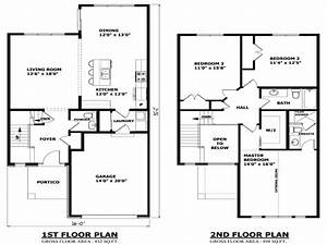 Two Story House Floor Plan Ahscgs com