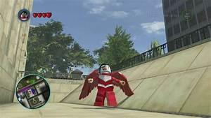 LEGO: Marvel Superheroes - Falcon Gameplay - YouTube