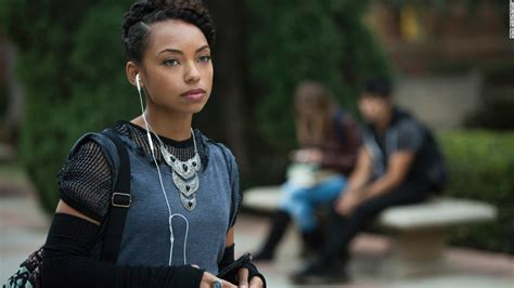 'dear White People' Star Sees Hollywood Shift 'being Ethnic Is Cool' Cnn