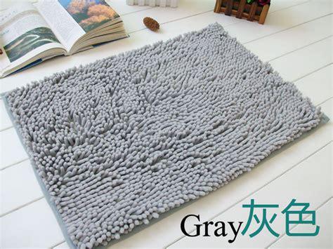 Thick Bath Mats - washable bathroom new shaggy rugs non slip bath mat thick