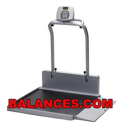 health o meter 2600kl wheelchair scale balance precision