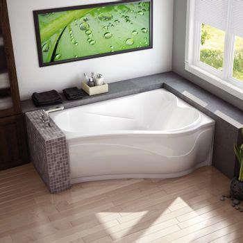murmur bathtub  maax  asymmetrical  possibly