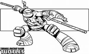 Teenage Mutant Ninja Turtles Coloring Pages Printable You ...