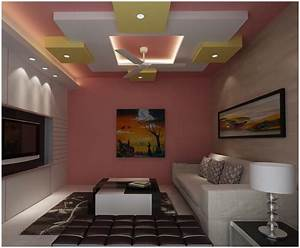 False Ceiling Design 2017 With Best Modern Living Room ...
