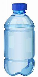 A Bottle Of Water Clipart - ClipartXtras