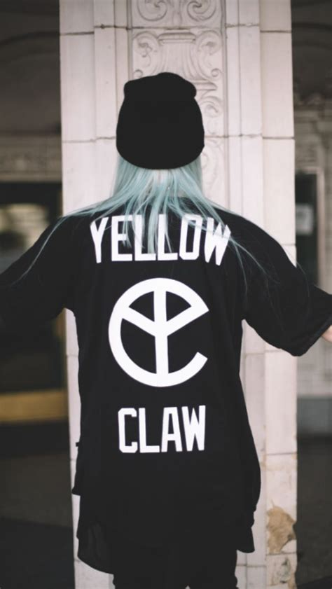 Kaos Yellow Claw Youth 25 best yellow claw 252 images on o