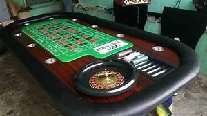 mesa de ruleta casino