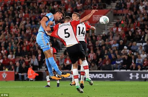 Southampton 0-2 Wolves: Batth and Wilson seal cup upset ...