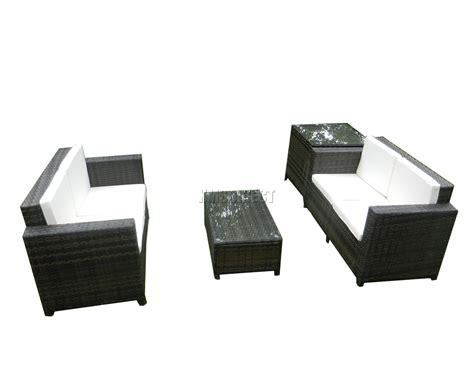 spare repair rattan furniture set table garden patio
