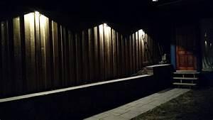 Led eyelid step deck light watt lumens