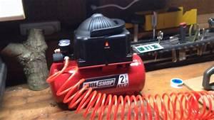Tool Shop 2 Gallon Air Compressor Review