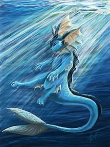 Pokemon: The Water Sprite by chocolatetater-tot on DeviantArt