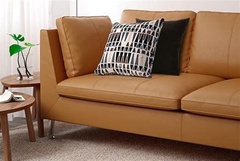 Sofa Ikea Leder Schmauchbruedercom