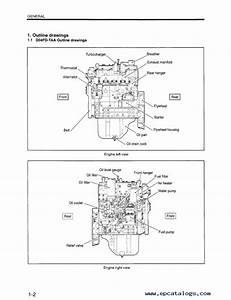 Download Mitsubishi Engine D04fd