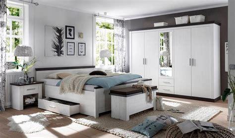 Home Affaire 4 Teiliges Schlafzimmerset »siena«, 5trg